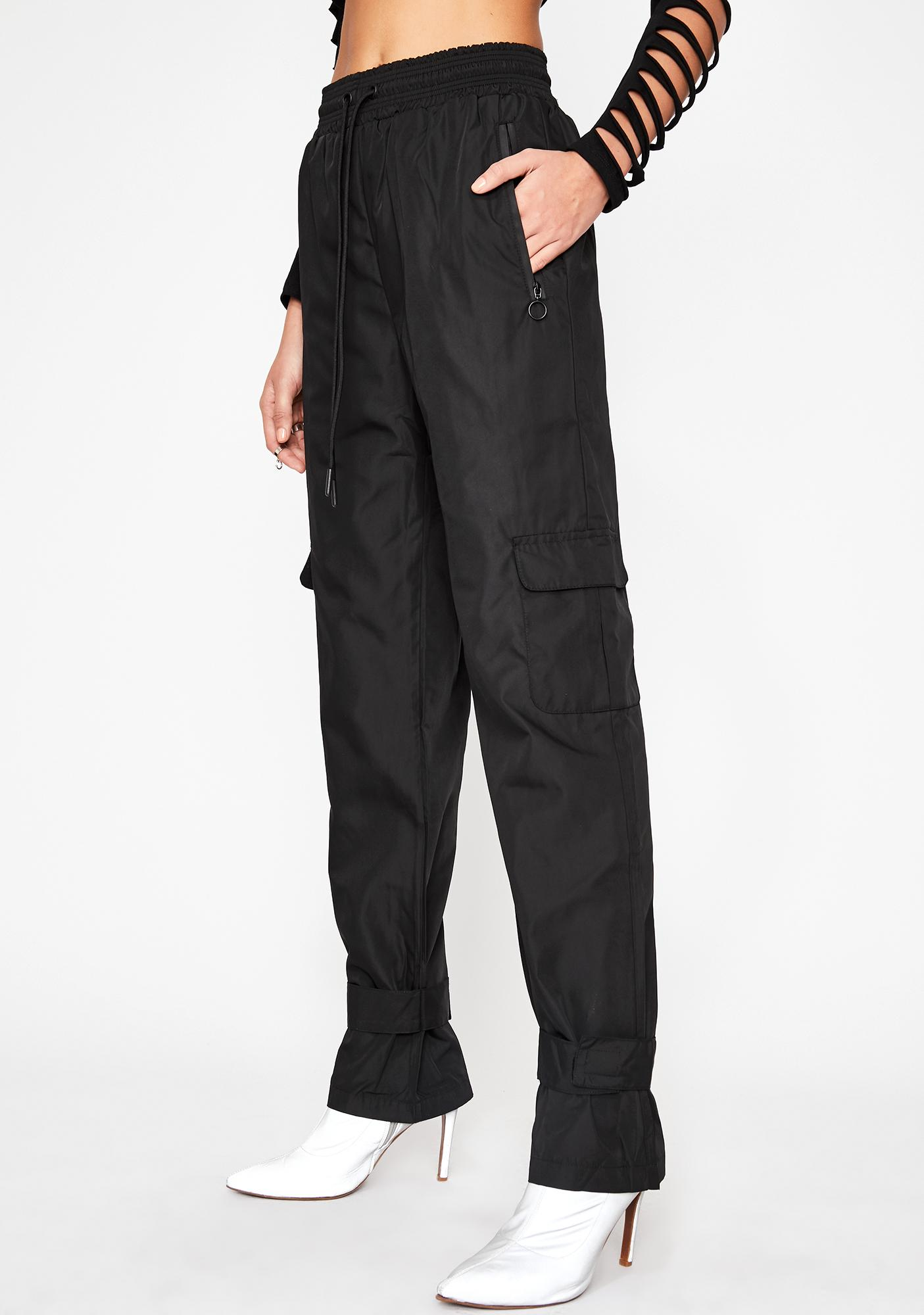 Dark Toxic Delivery Cargo Pants