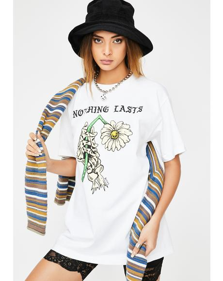 Nothing Lasts Graphic Tee