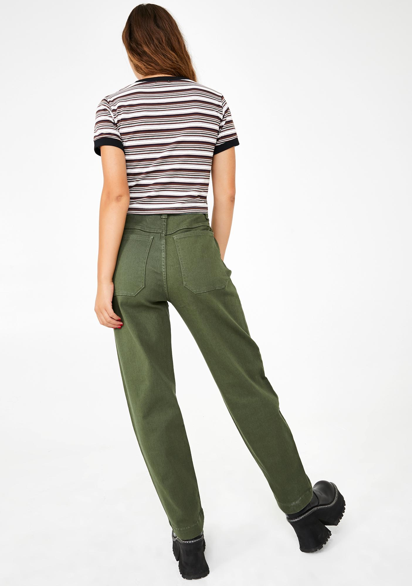 dELiA*s by Dolls Kill Working Girl Carpenter Pants