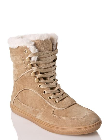 Denver Lace-Up Sneaker Boots