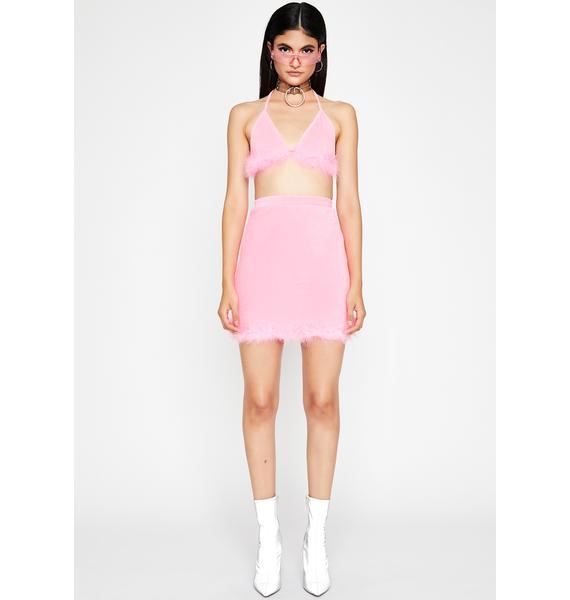 Baby Homewreckin' Hottie Skirt Set