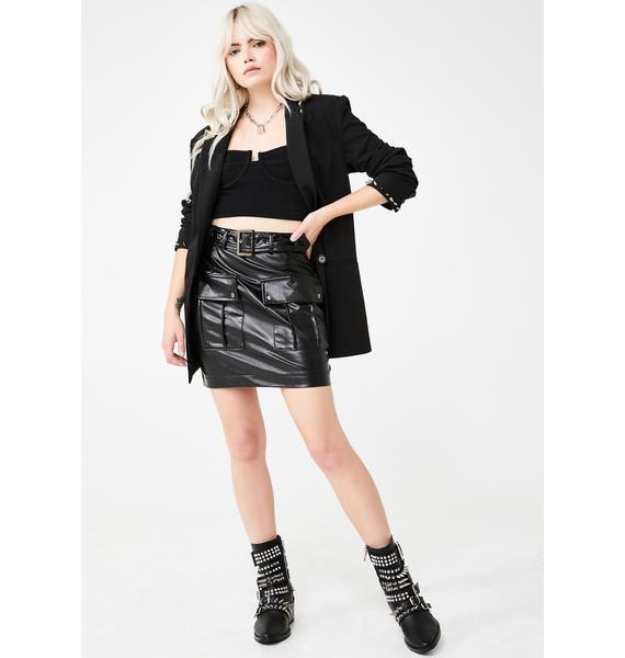 Motel Moretti Mini Skirt