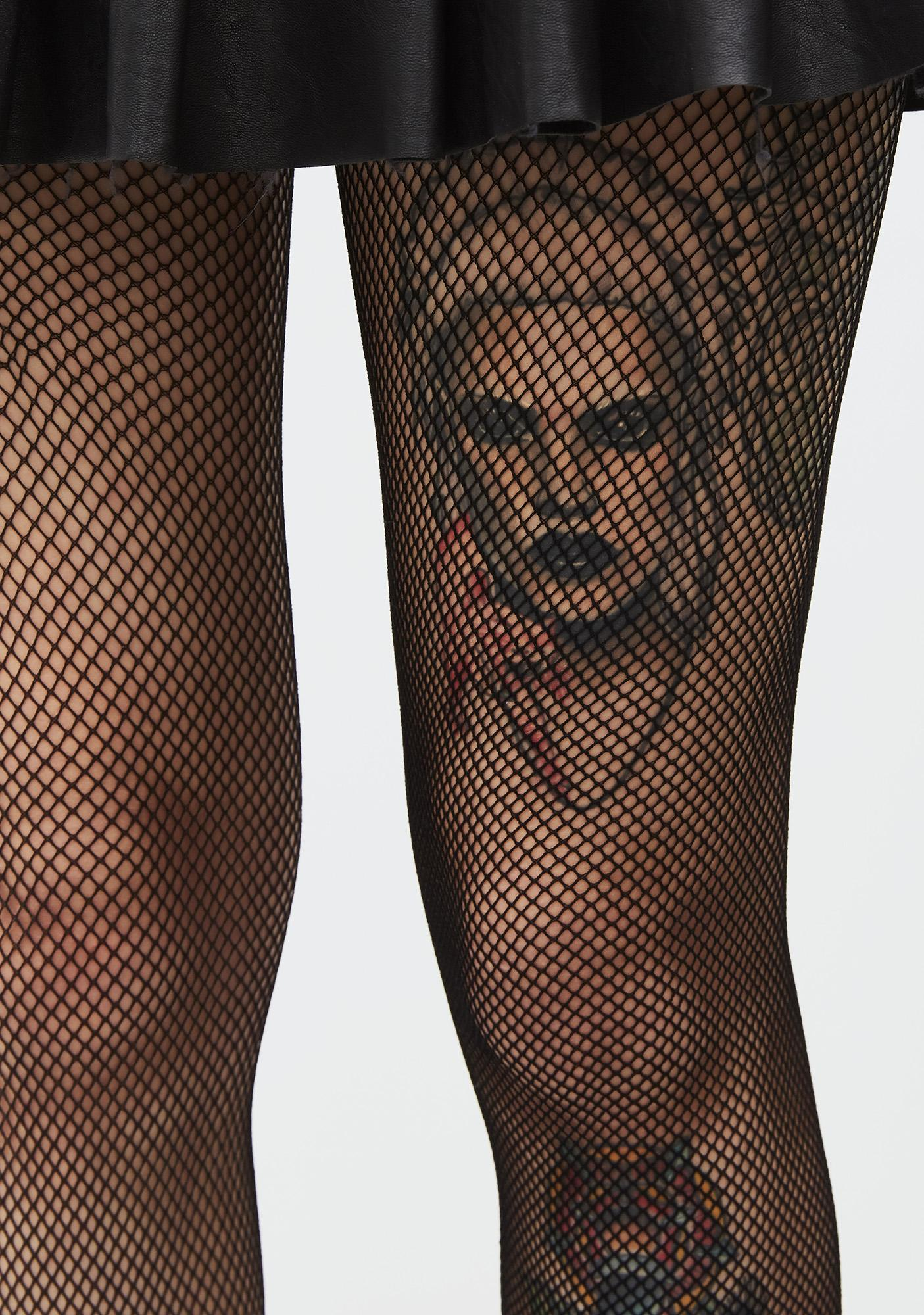 High Hopes Fishnet Tights