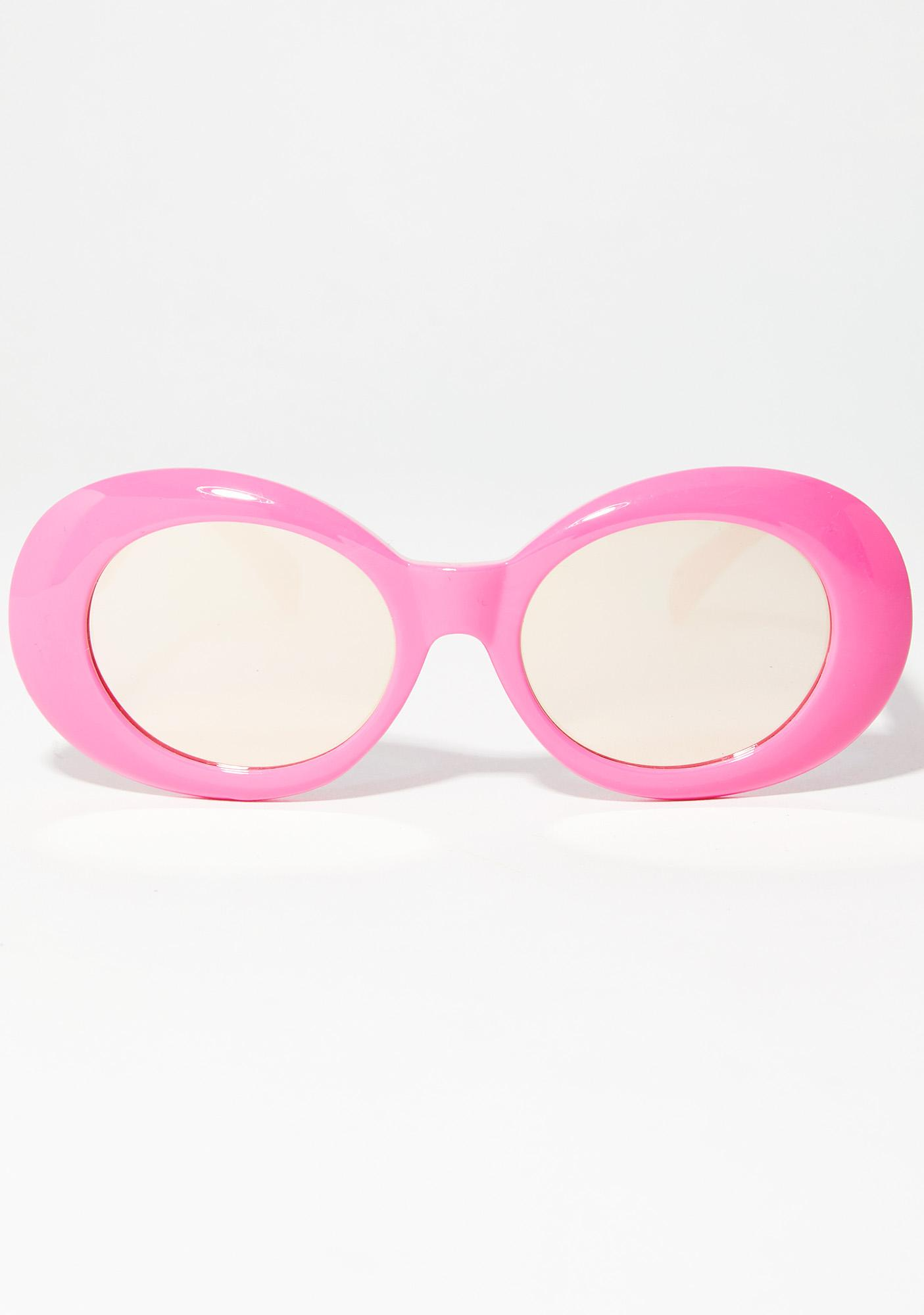Anti-Square Sunglasses