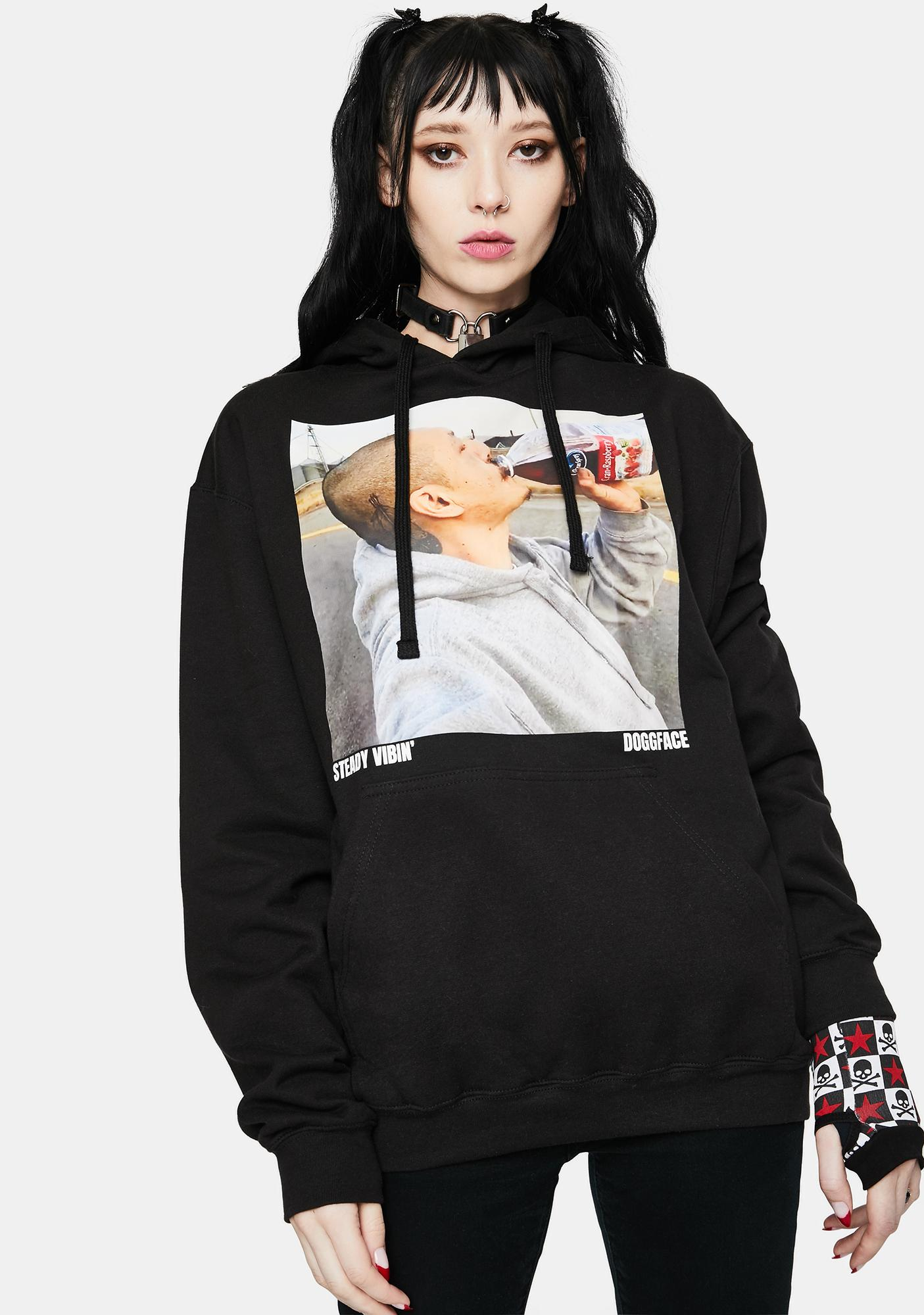 Dogg Face OG Graphic Hoodie