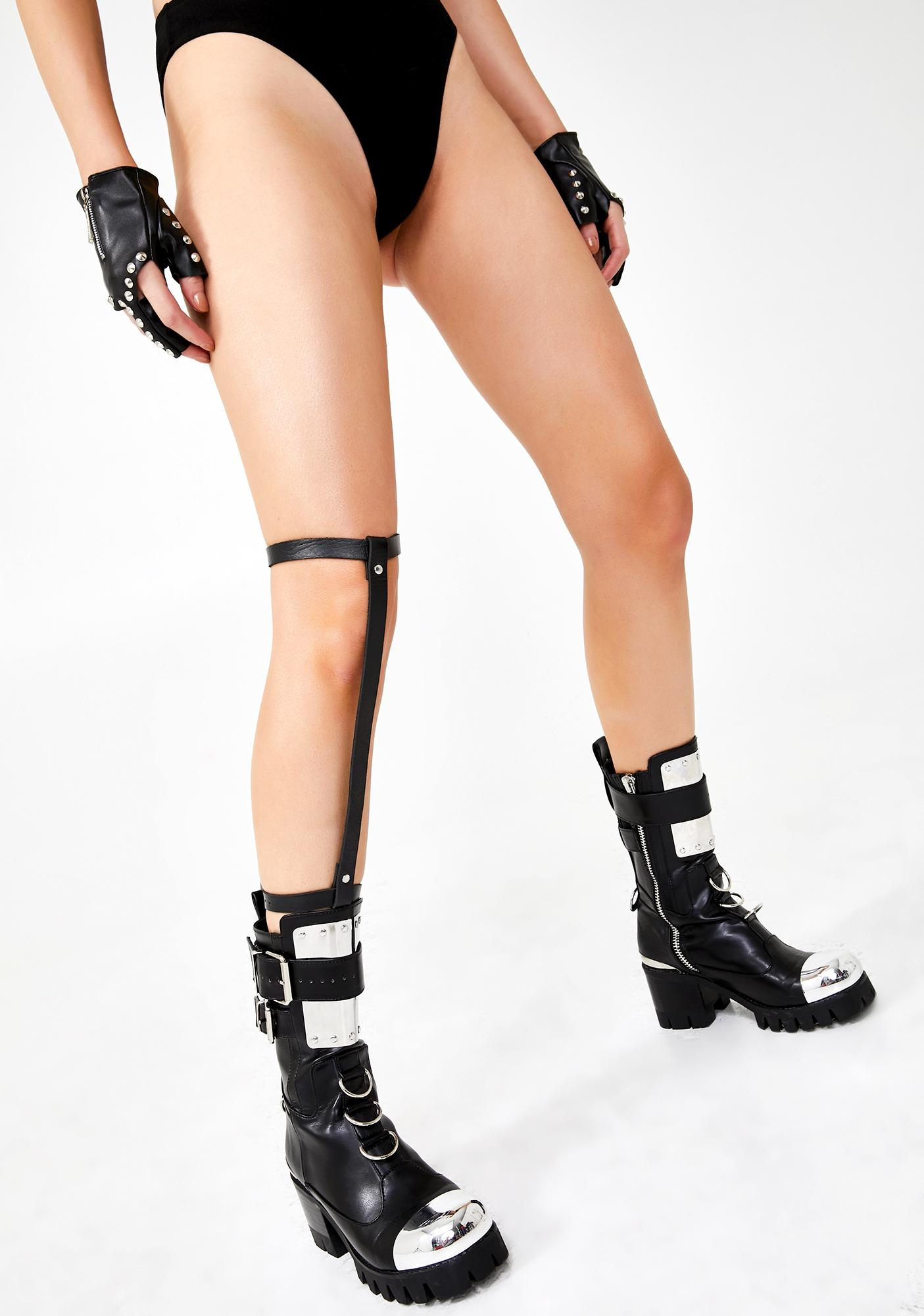 Oasis Obsession Leg Harness
