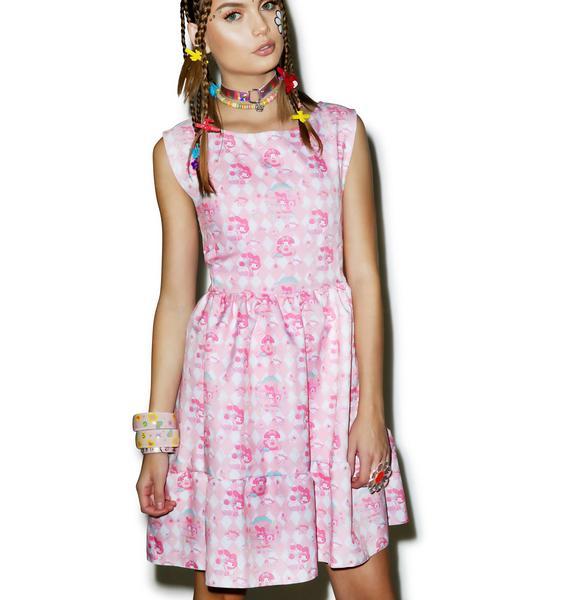 Japan L.A. My Melody Sugar Dream Dress