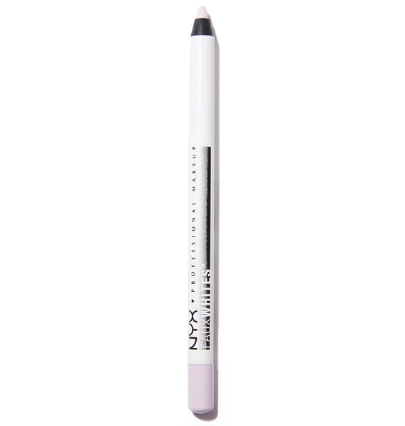 NYX Lavender Lush Faux Whites Eye Brightener