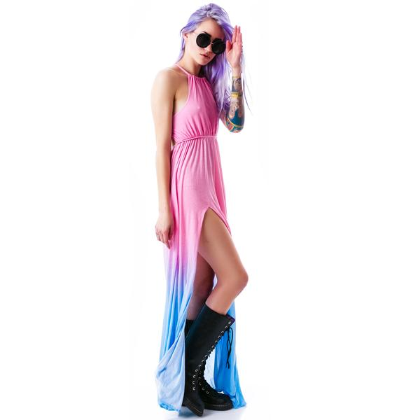 Wildfox Couture I Am The Ocean Gigi Gown