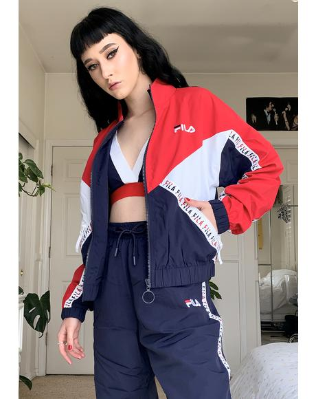 Lyra Windbreaker Jacket