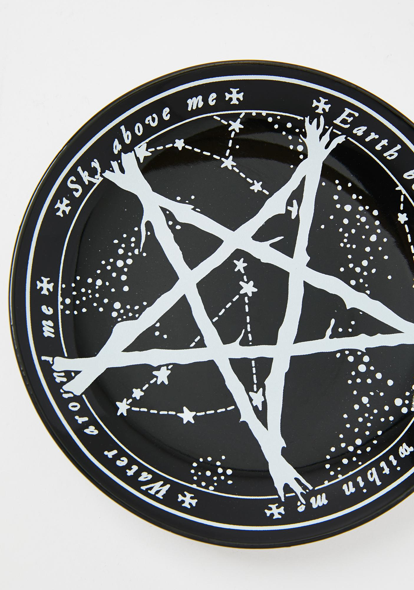 Killstar Blessed Be Catch All Dish