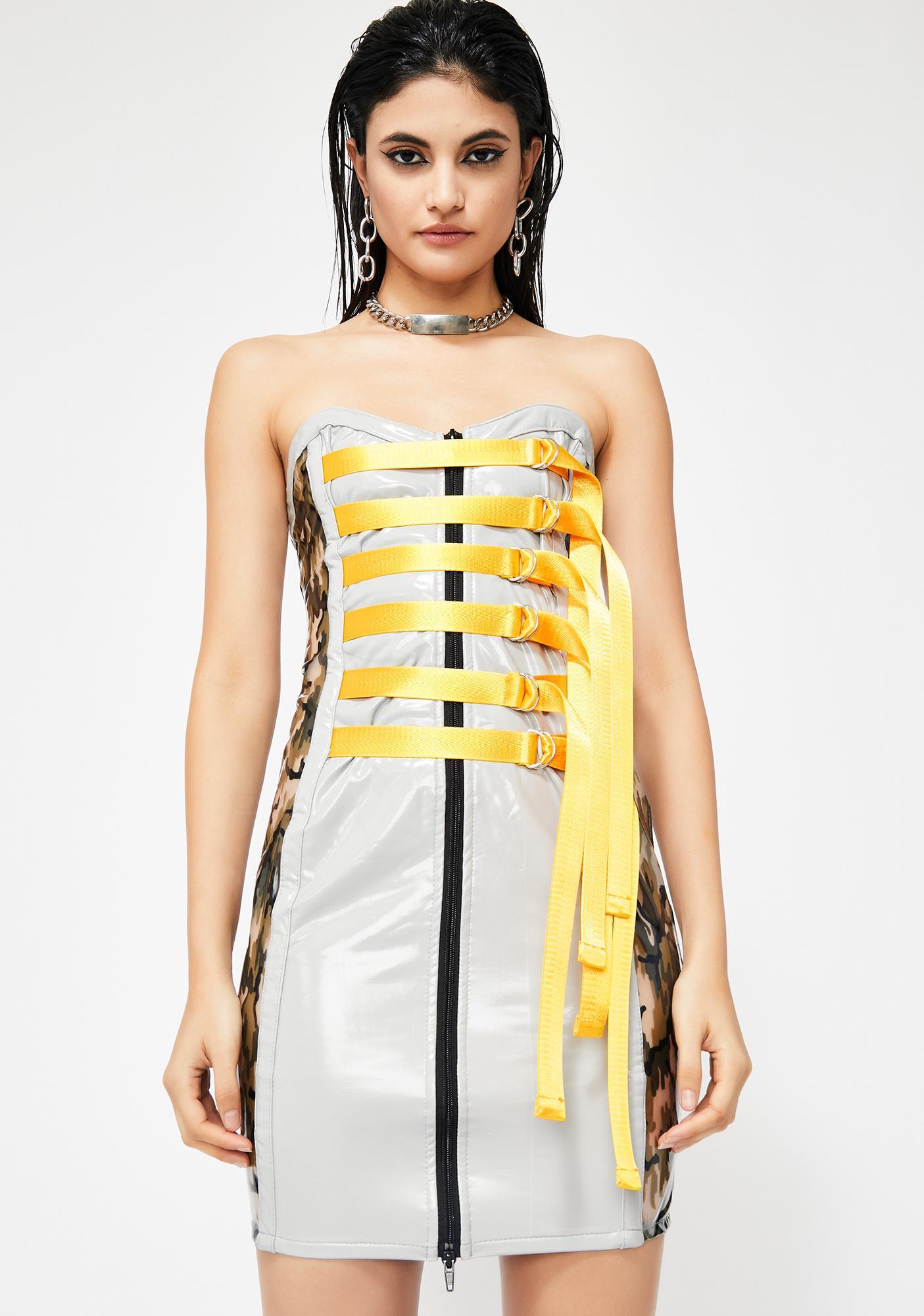 Operation Bad Bish Mini Dress