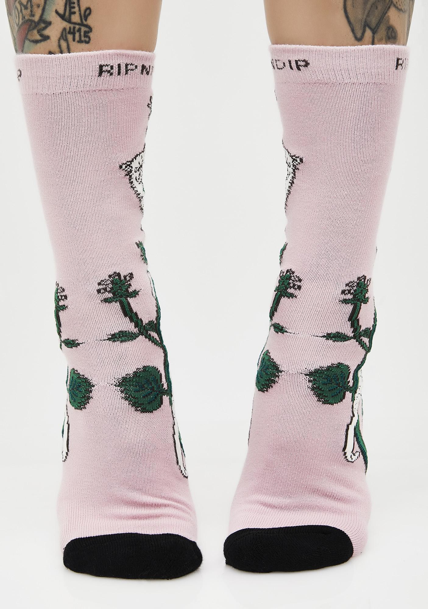 RIPNDIP Botanical Socks