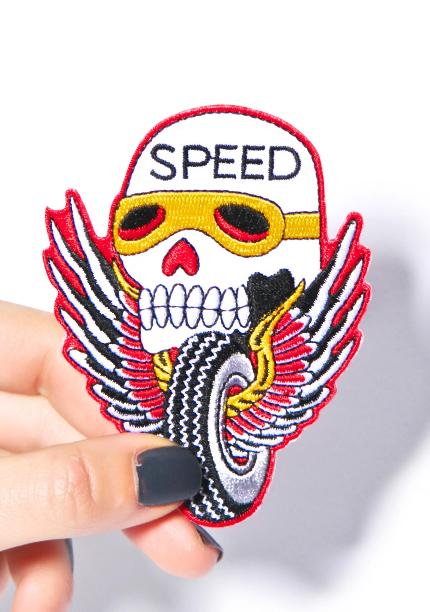 Speedskull Patch
