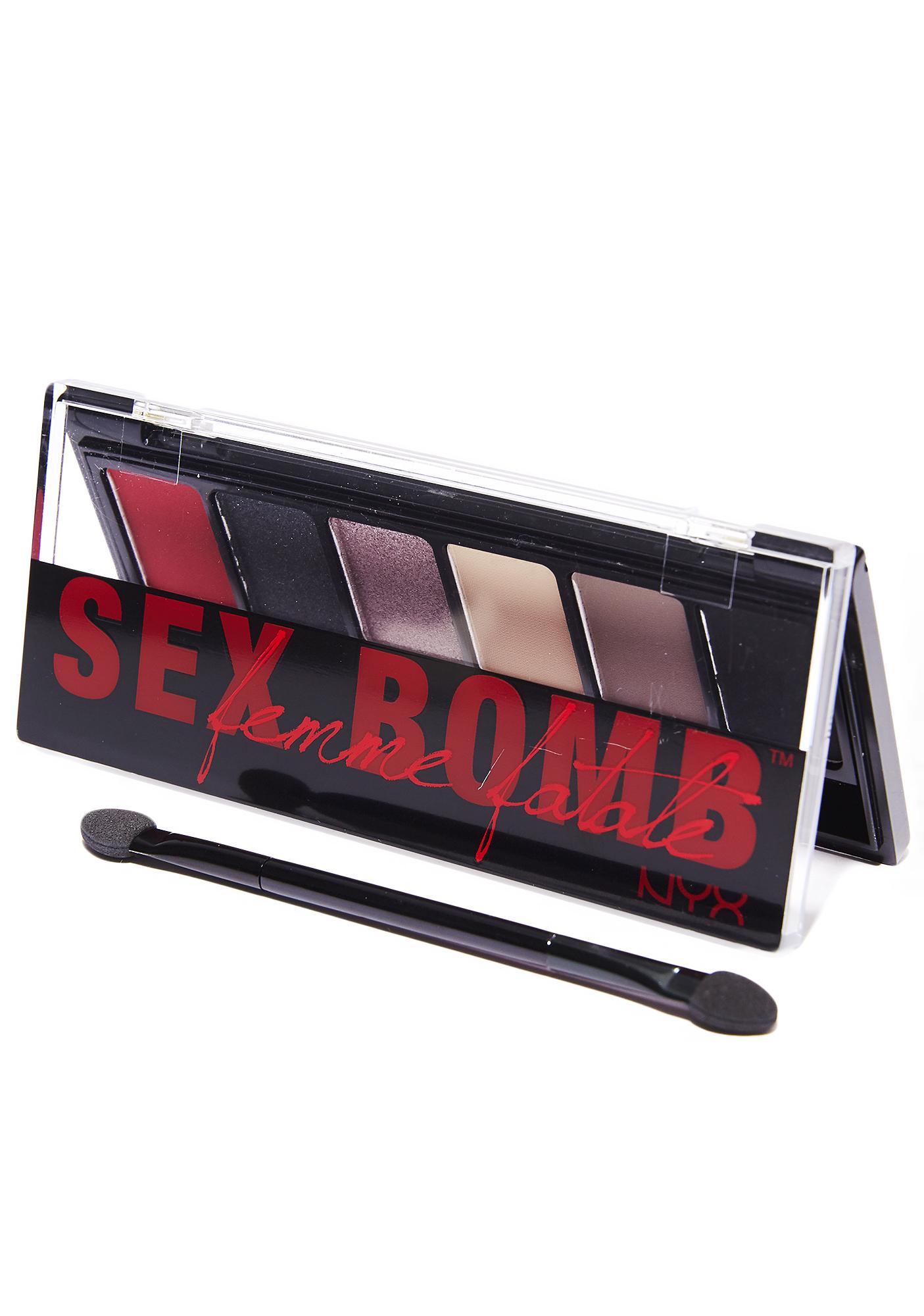 NYX The Sex Bomb Palette