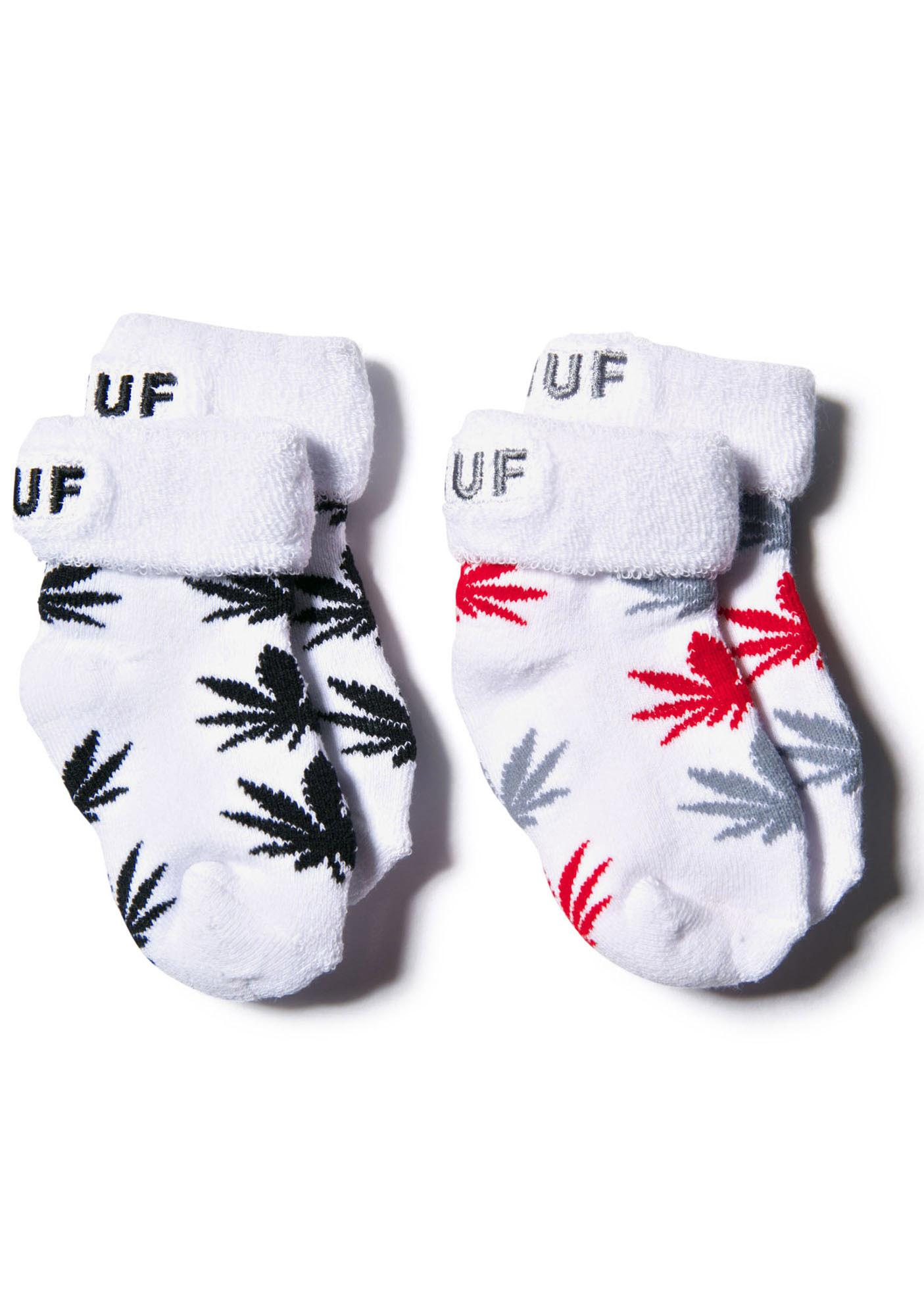 HUF Seed Socks