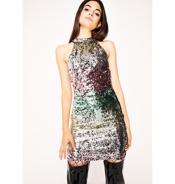 Countdown Sequin Dress
