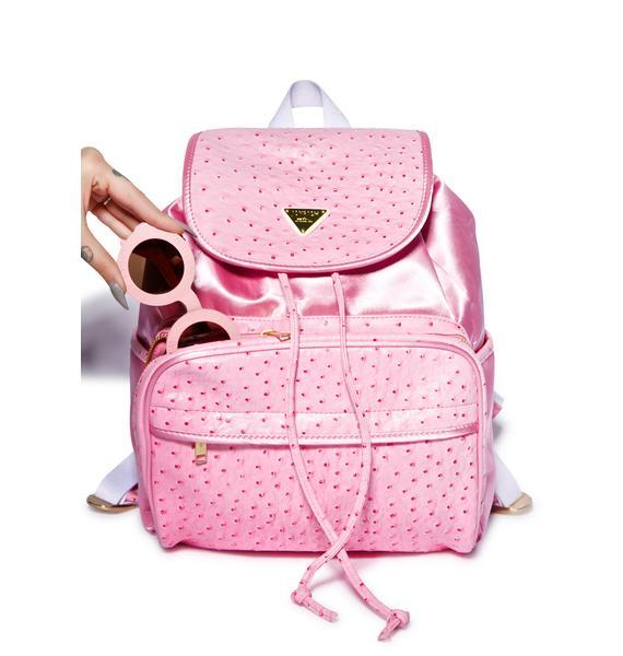 Joyrich Ostrich Mixed Backpack