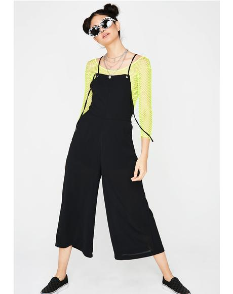 Get With The Program Overalls