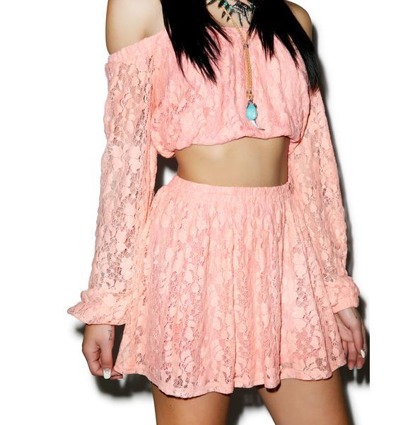 Mink Pink Dancing In The Dark Shorts