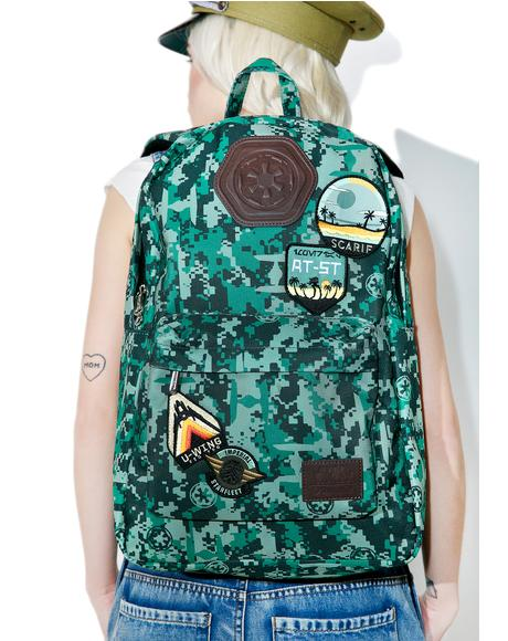 Rebel Alliance Nylon Backpack