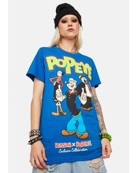 Popeye Got This Graphic Tee