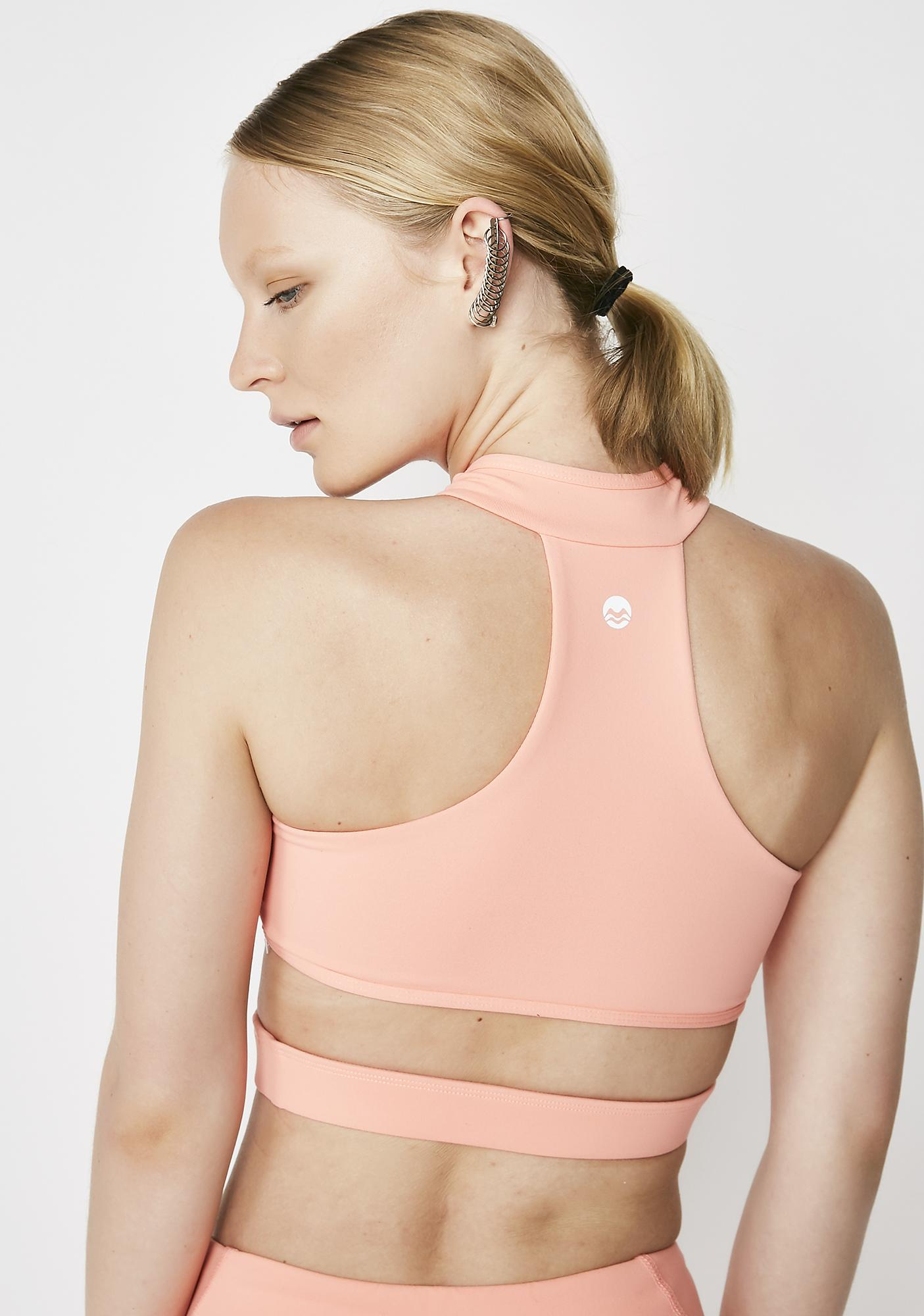 Break A Sweat Sports Bra