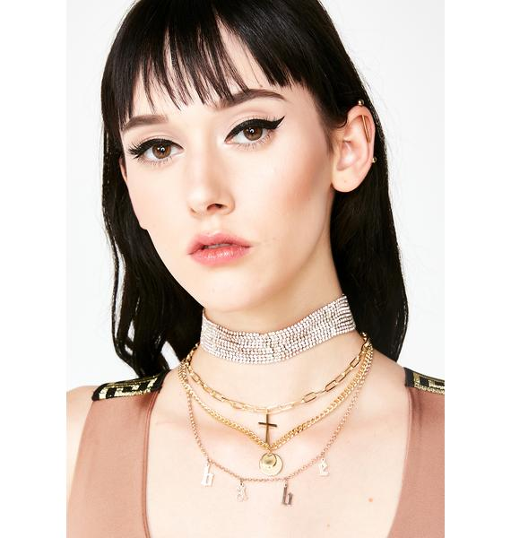 Saint Bae Layered Necklace