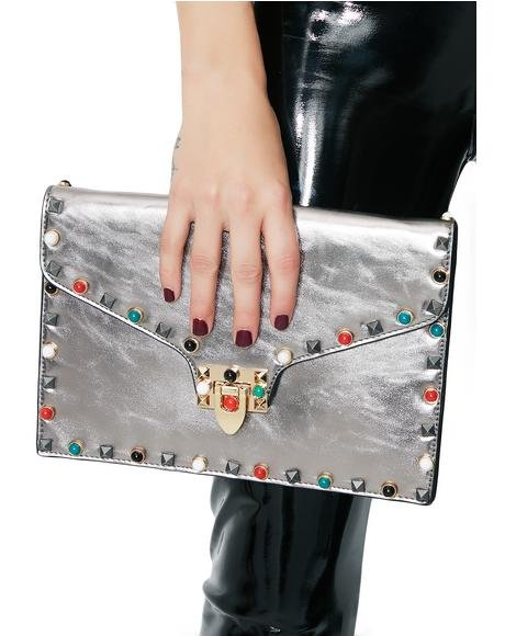Noble Savage Metallic Clutch
