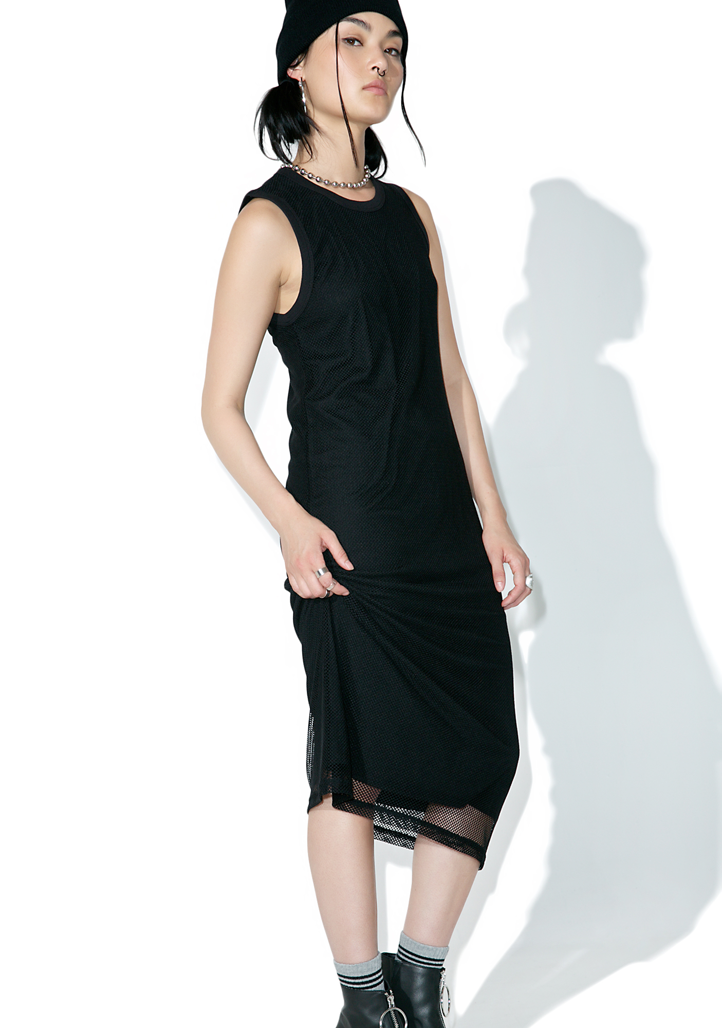 Stussy Redondo Mesh Dress