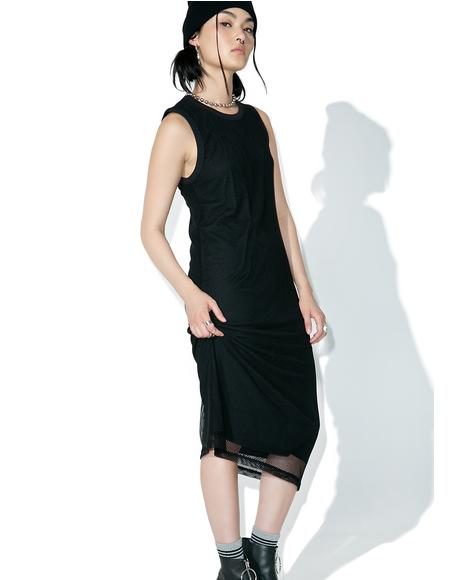Redondo Mesh Dress