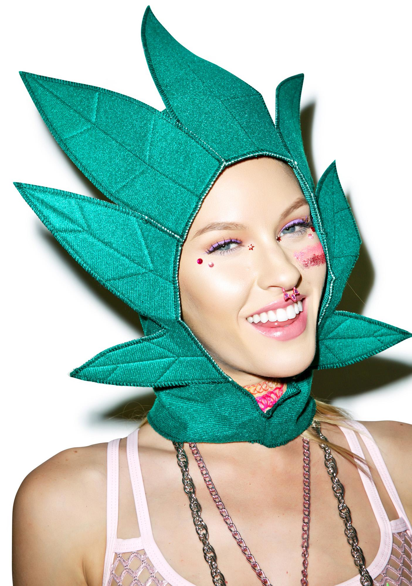 Pot Head Headpiece