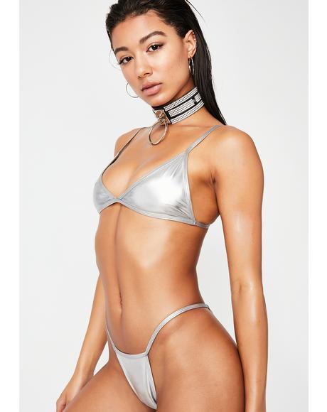 Chrome Valter Bikini Bottom