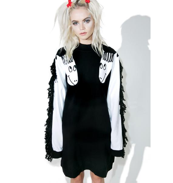 Lazy Oaf Pony Sweater