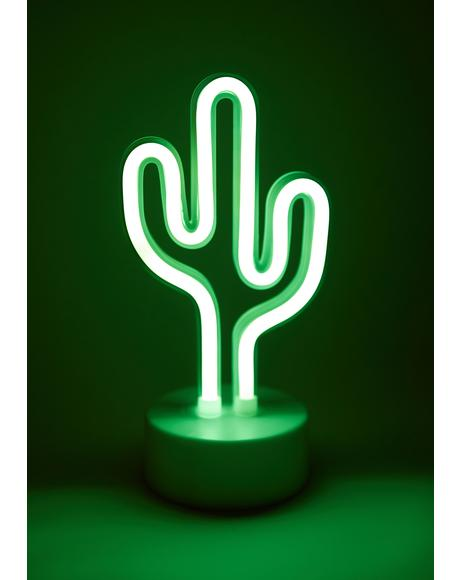 Cactus Mini LED Light