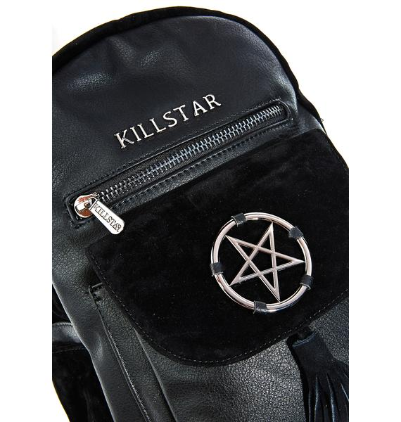 Killstar Morgan Mini Backpack
