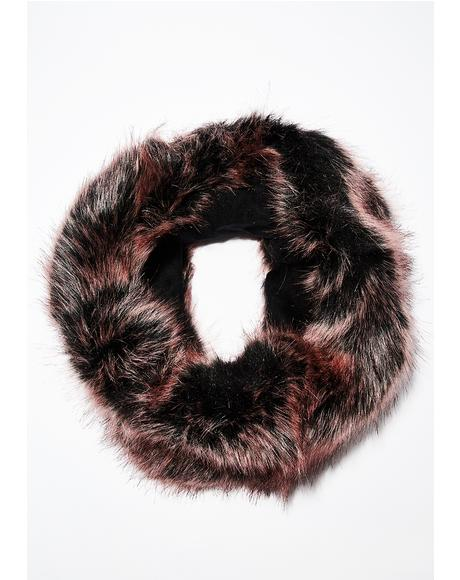 Furry Up Infinity Scarf