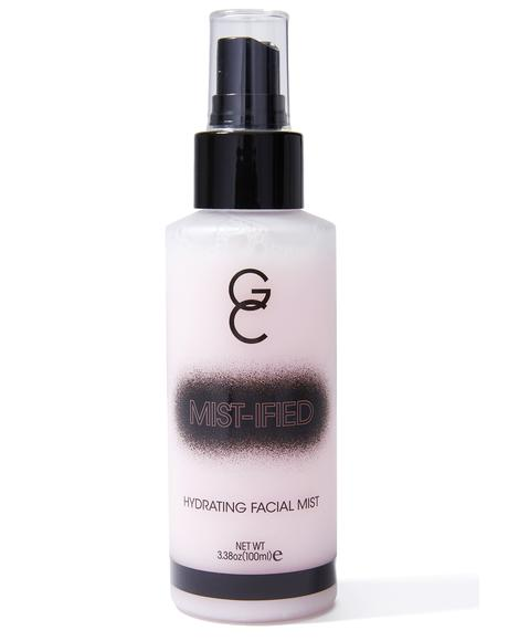 Mist-ified Spray-On Moisturizer
