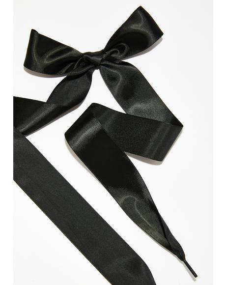Ribbon Laces