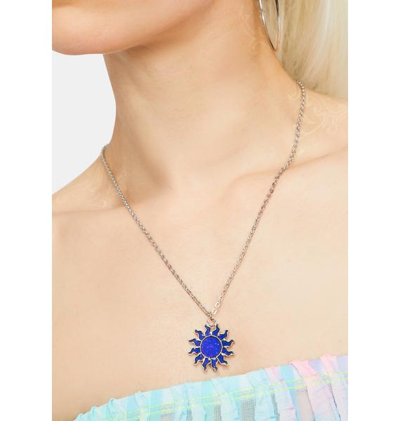 Shine Down On You Mood Changing Necklace