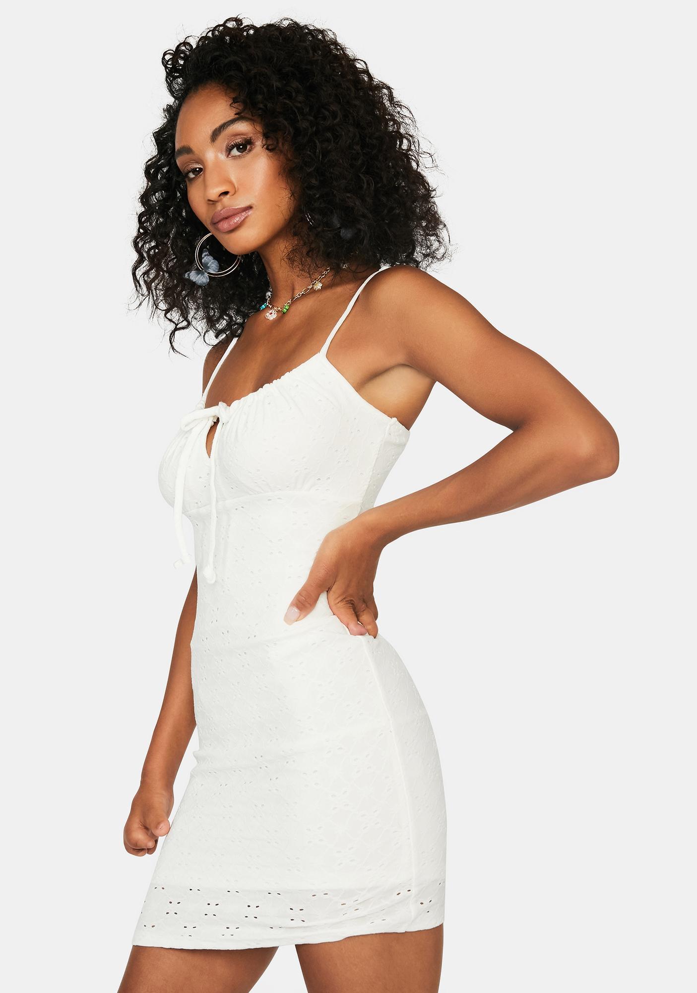 Not Ur Sweetheart Mini Dress