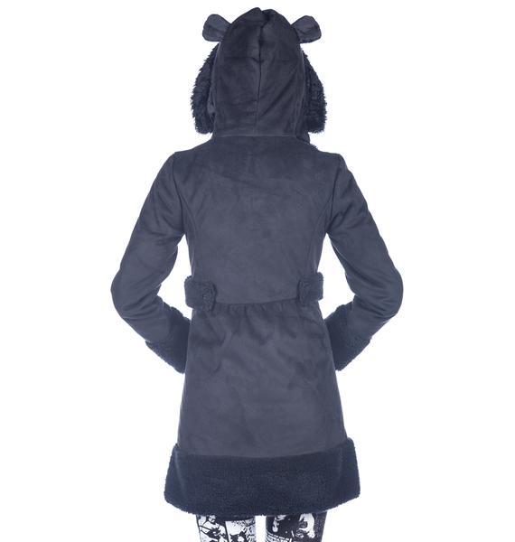 Tough Crowd Teddy Coat