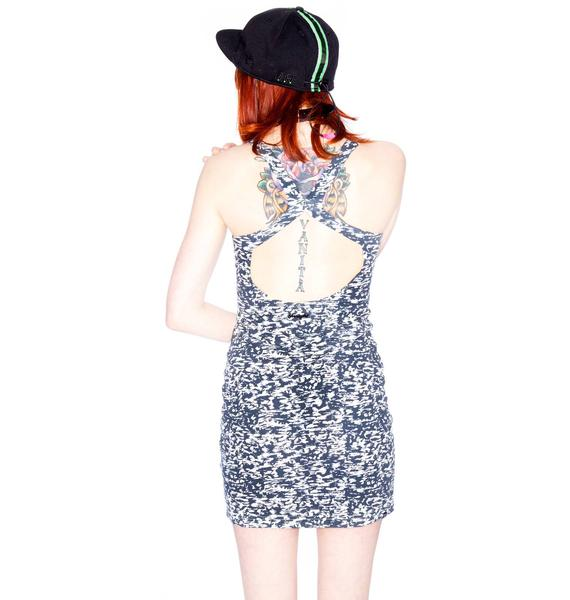 Insight Ink Blot Dress