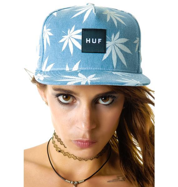 HUF Plantlife Snapback