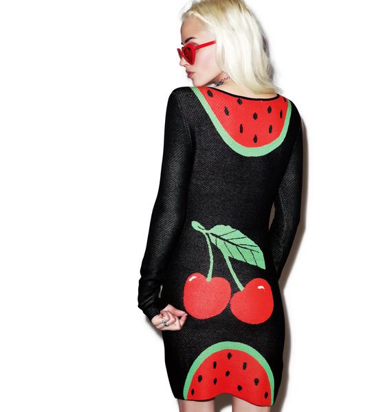 Wildfox Couture Fruit Salad Luciana Dress