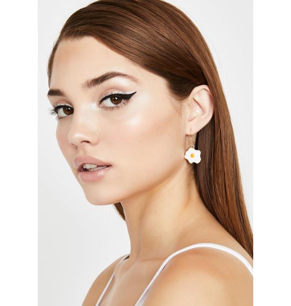 Always Eggstra Earrings
