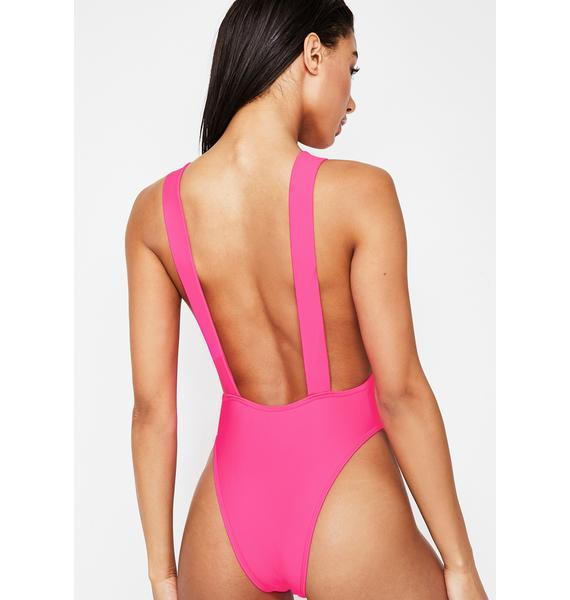 Current Mood Glow Electro Swimsuit