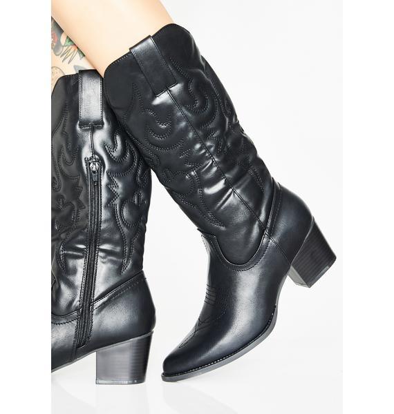 Babe Ranch Cowboy Boots