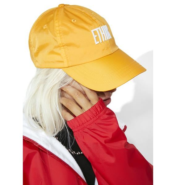 ETHIK Windbreaker Dad Cap