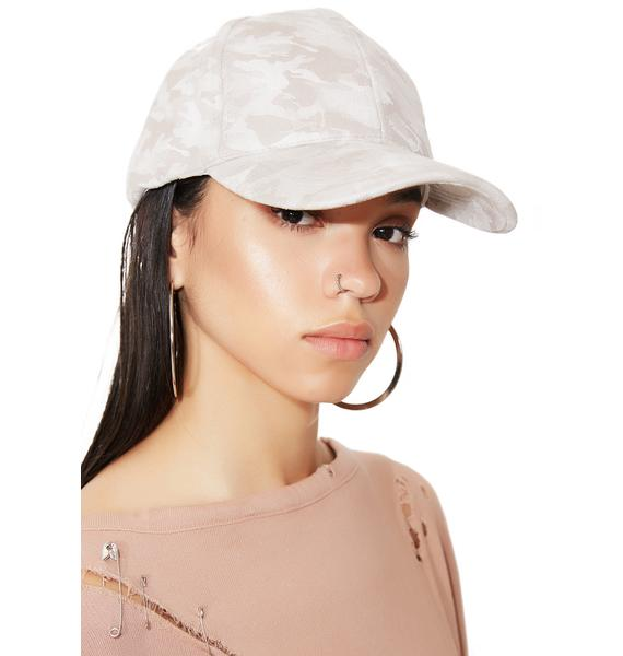Battleground Camo Baseball Hat